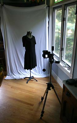 Clothing Setup